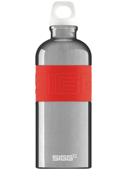 Butelka SIGG CYD Alu Red 0.6L 8778.20