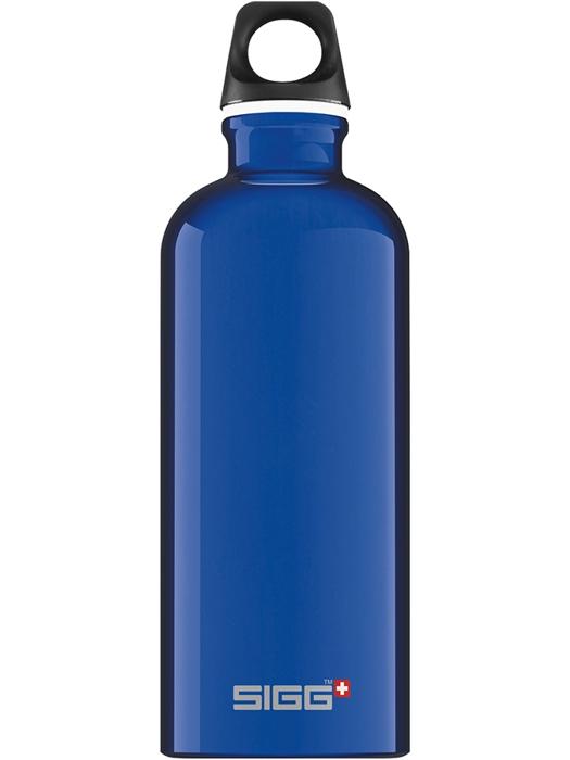 Butelka SIGG Traveller Dark Blue 0.6L 7523.30
