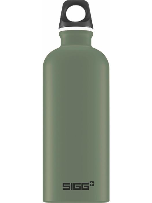Butelka SIGG Traveller Leaf Green 0.6L 8744.10