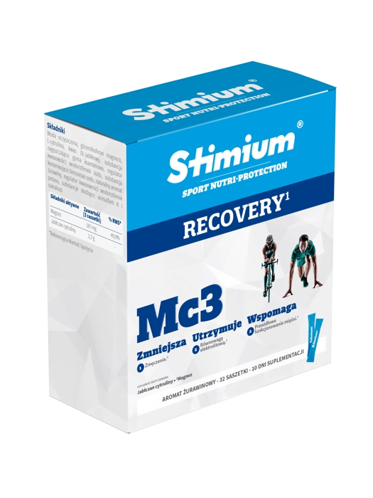 Stimium Recovery Mc3