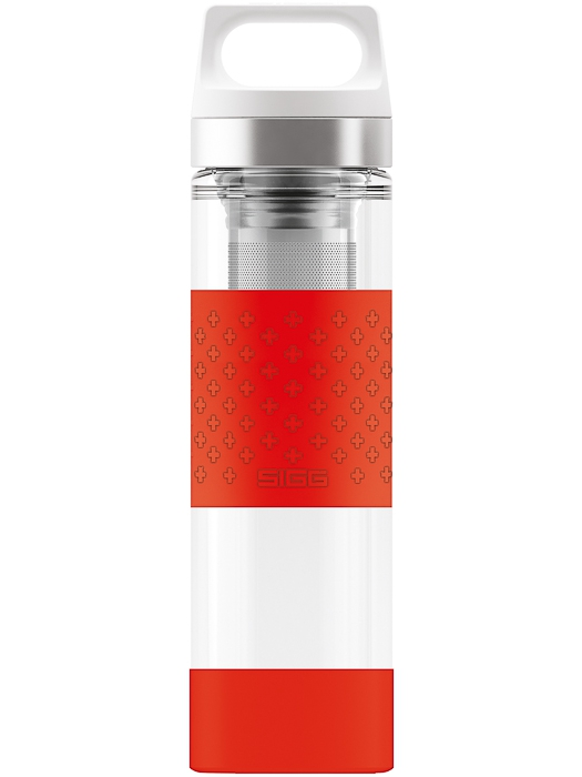 Thermo SIGG Glass WMB Red 8555.90