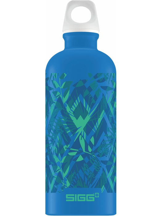 Butelka SIGG Florid Electric Blue Touch 0.6L 8803.00