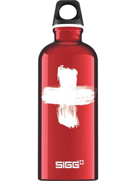 Butelka SIGG Swiss Red 0.6L 8689.70