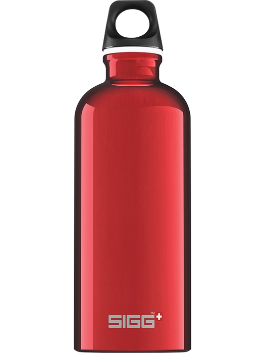 Butelka SIGG Traveller Red 0.6L 8326.30