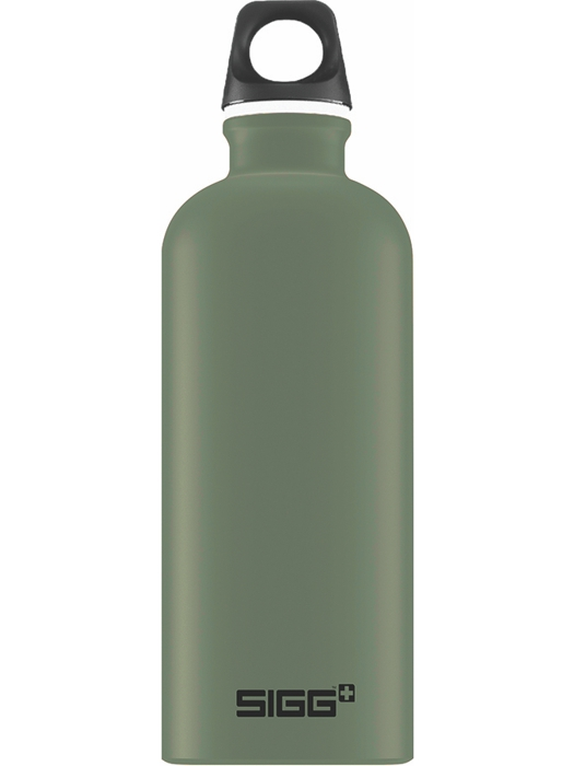 Butelka SIGG Traveller Leaf Green 0.6L 8744.10