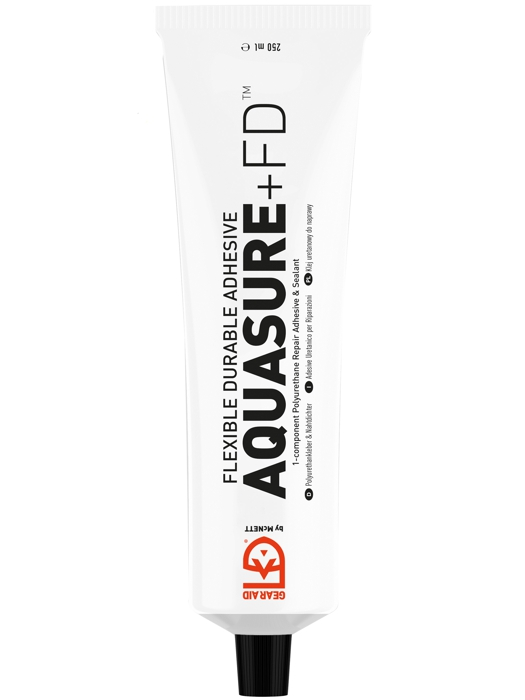 GearAid AQUASURE+FD Flexible Durable Adhesive 250ml 10720