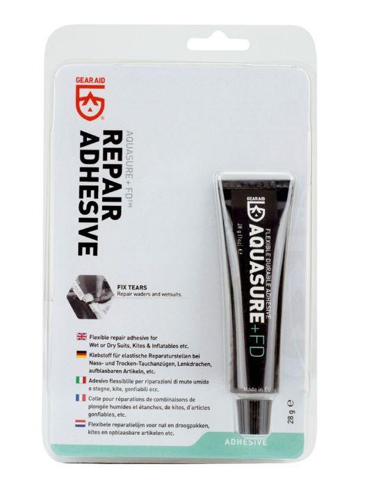 GearAid AQUASURE+FD Flexible Durable Adhesive 28g 10116