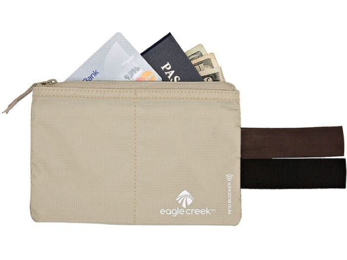 EAGLE CREEK RFID Blocker Hidden Pocket