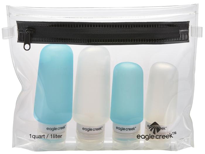 EAGLE CREEK Silicone Bottle Set