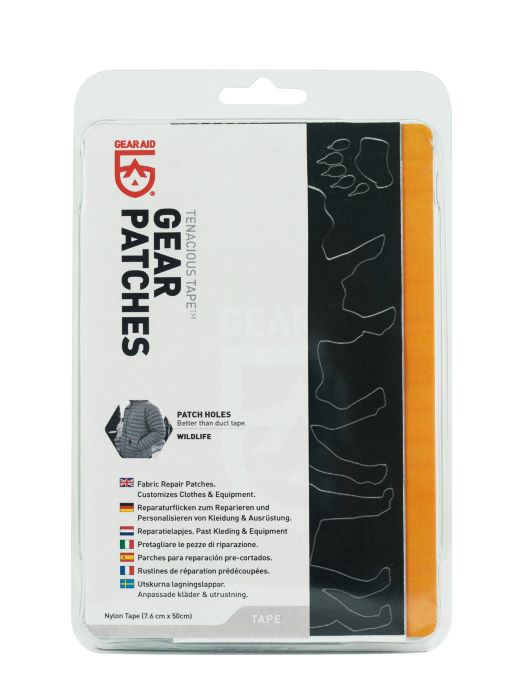 GearAid TENACIOUS TAPE® Gear Patches Wildlife 91122
