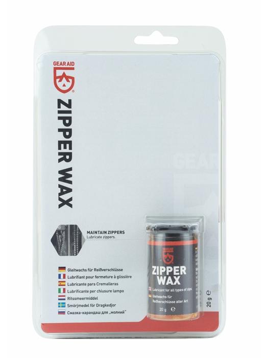GearAid Zipper Wax 20g 28116