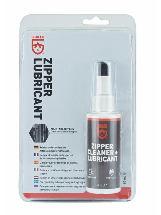 GearAid Zipper Cleaner + Lubricant 60ml 29118