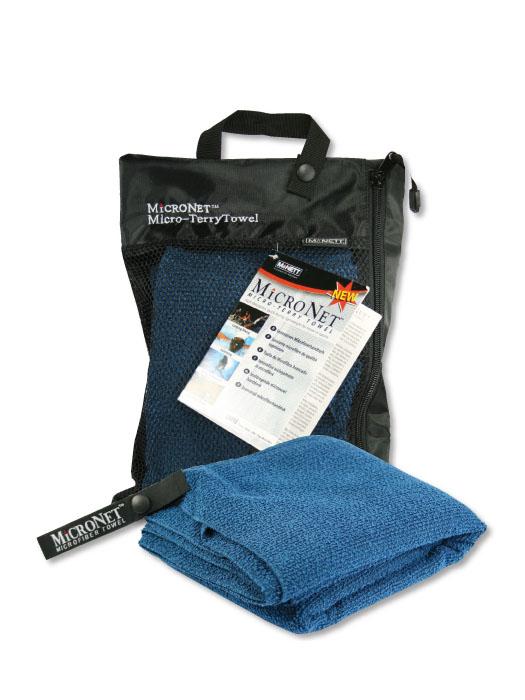 McNett Ręcznik Terry z mikrofibry