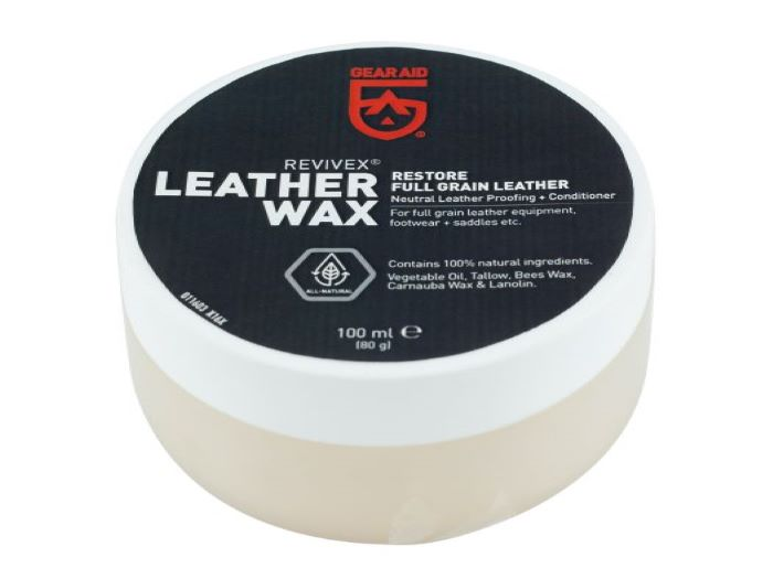 GearAid Leather Wax 100ml 36200