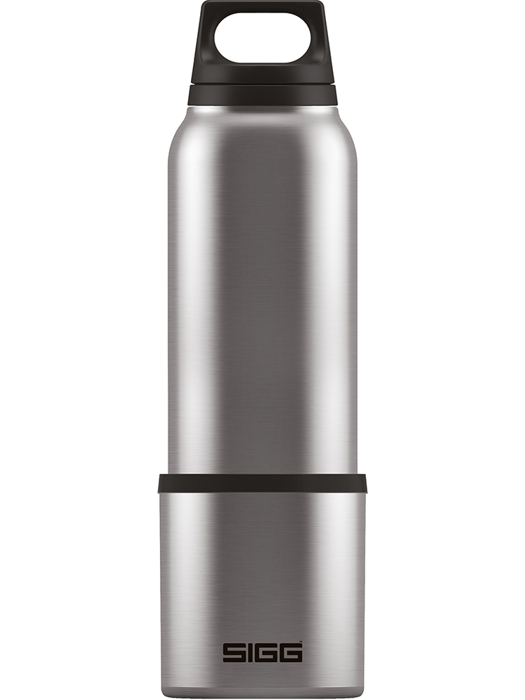 Thermo SIGG Brushed 0.5L z kubkiem 0.3L 8694.30