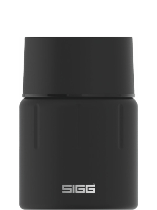 SIGG Gemstone Food Jar Obsidian 0.5L 8733.90