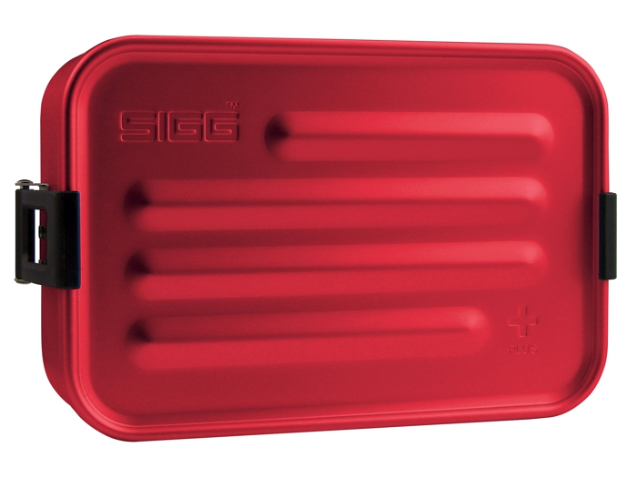 Pudełko SIGG Plus S Red 8697.20